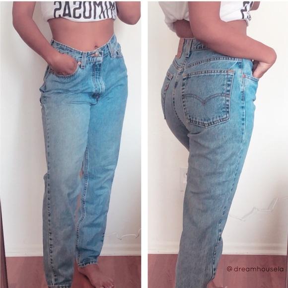 7513afac0b0 Levi's Jeans | Sale Vintage Levis 512 Slim Fit Tapered Leg | Poshmark